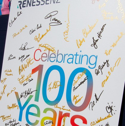 Renessenz 100 Years Celebration